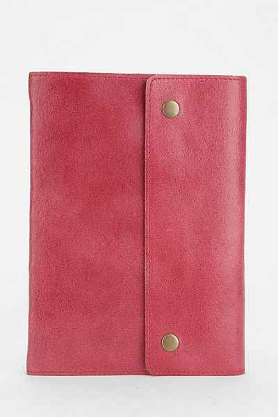 Oh Snap Leather Journal