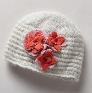 Parisian-Inspired Caroline Cloche Hat