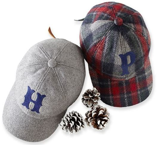 Personalized Wool Ball Cap