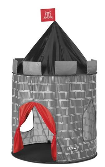 Pop-Up Castle Play Tent