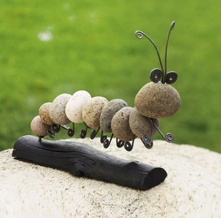 Rock Caterpillar