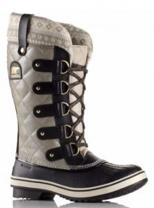 Special Edition Sorel Holiday Tofino Boot