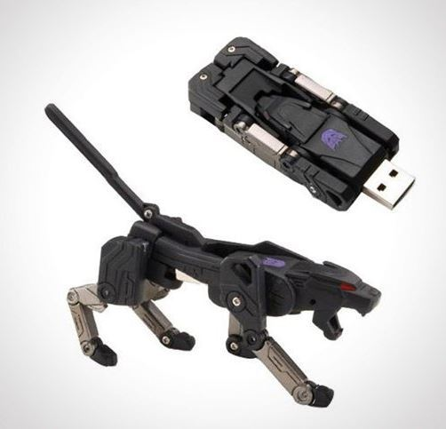 Transformer USB Flash Drive | Gifts For Guys