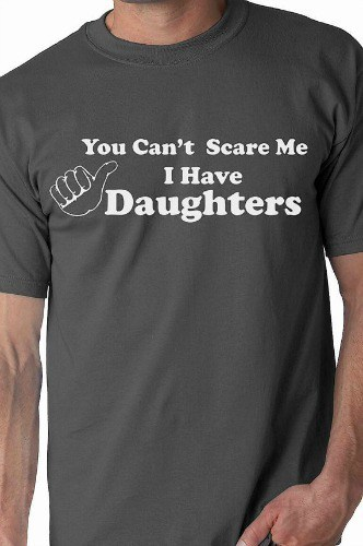 You Can't Scare Me T-Shirt | Gifts For Guys