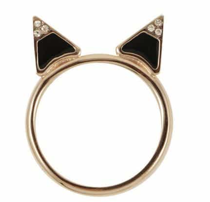 Kitty Ring from Brandy Pham
