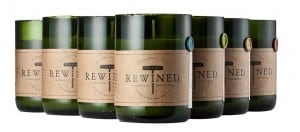 Wine-Scented Soy Candles