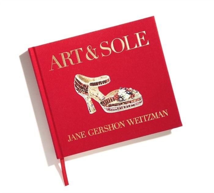 Beautiful Art & Sole Book by Jane Gershon Weitzman