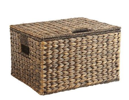 Carson Basket with Lid